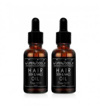 SuperFoodLx Multi Vitamin Hair Skin & Nail Oil