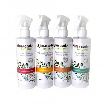 Jydrated Hair Moisture Mists by Almocado
